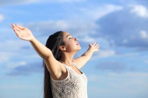 breath fresh air to be healthy