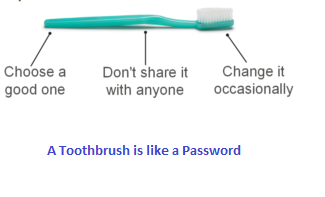 take care of your toothbrush