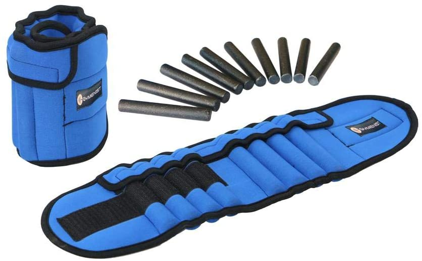 Gymenist ankle weights
