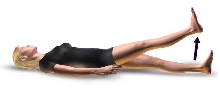Prone Leg Lifts