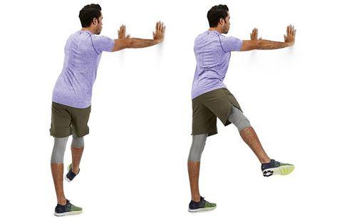 Side-to-Side Leg Swings